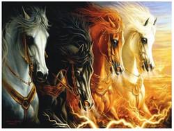 Anatolian Horses palapeli