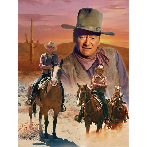 Master Pieces John Wayne-The Cowboy Way palapeli