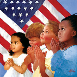 Master Pieces Faith in America palapeli