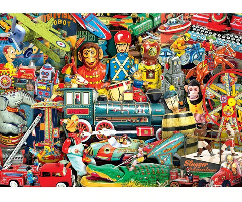 Master Pieces Toyland palapeli