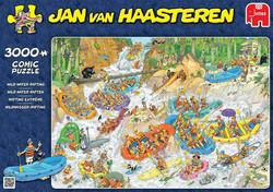 Jan Van Haasteren Villi kosken lasku