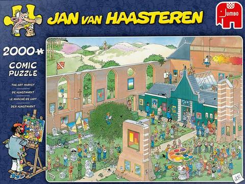 Jan Van Haasteren Katutaidetta