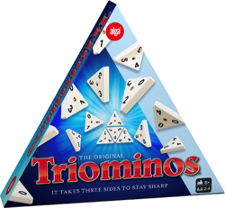 Triominos Original Triangle Box
