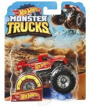 Hot Wheels Monsteriauto