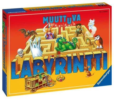 Ravensburger Muuttuva Labyrintti