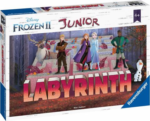 Ravensburger Frozen II Muuttuva Labyrintti