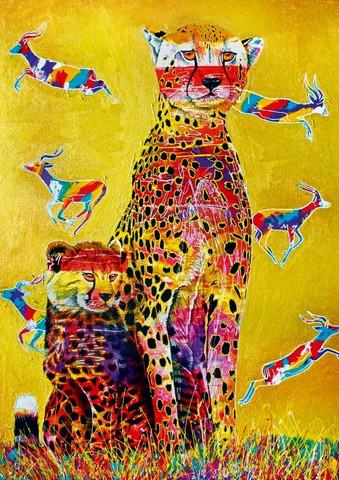 Bluebird African Watch palapeli