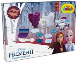 Disney Frozen II -muovailuvahasetti