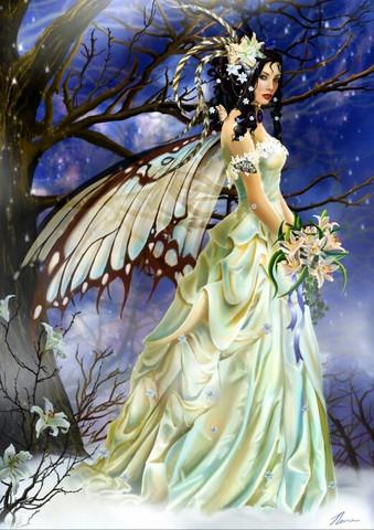 Bluebird Mist Bride palapeli