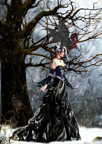 Bluebird Queen of Shadows palapeli