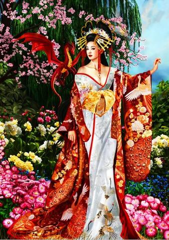 Bluebird Sekkerastoya Queen of Silk
