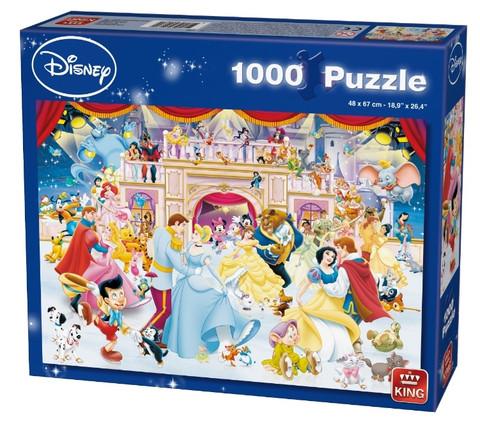 King Disney Holiday on Ice palapeli