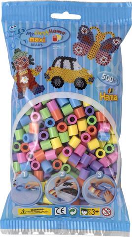 Hama 8471Maxi pastelli 500 mix