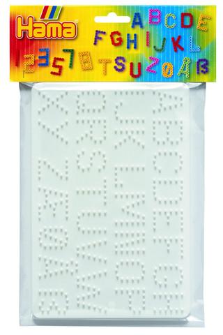 Hama Midi  4455 kirjaimet ja numero alustat