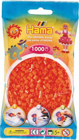 Hama pussi 1000 oranssi