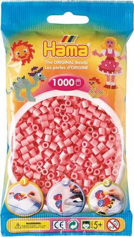 Hama pussi 1000 pinkki