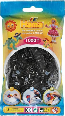 Hama pussi 1000 musta