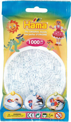 Hama pussi 1000 kirkas