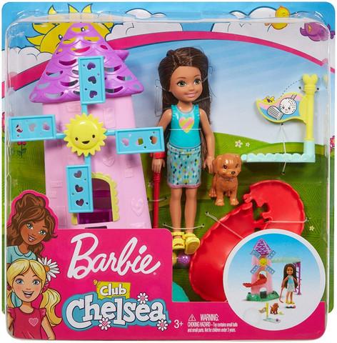Barbie Club Chelsea Minigolf leikkisetti