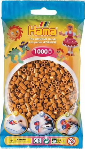 Hama pussi 1000 vaaleanruskea