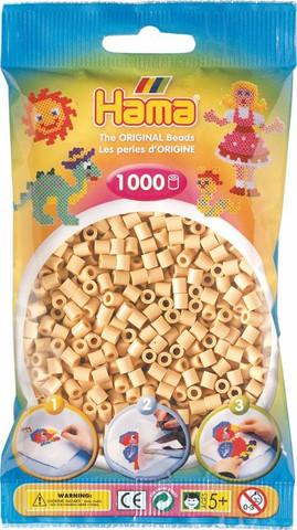 Hama pussi 1000 beige