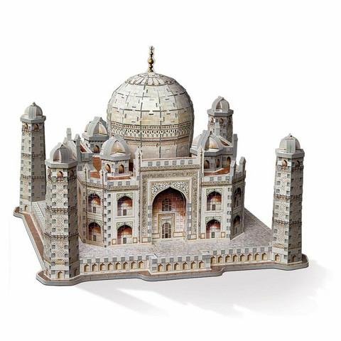 Wrebbit Taj Mahal -palapeli 3D