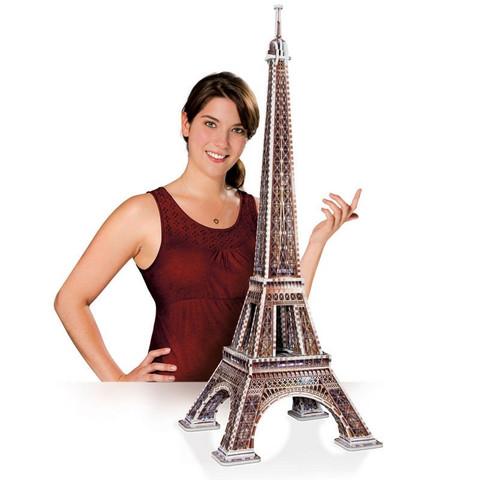 Wrebbit Eiffel Tower 3 D palapeli