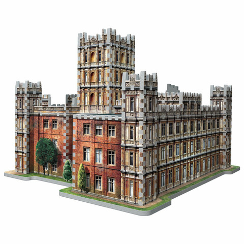 Wrebbit Downton Abbey 3D palapeli