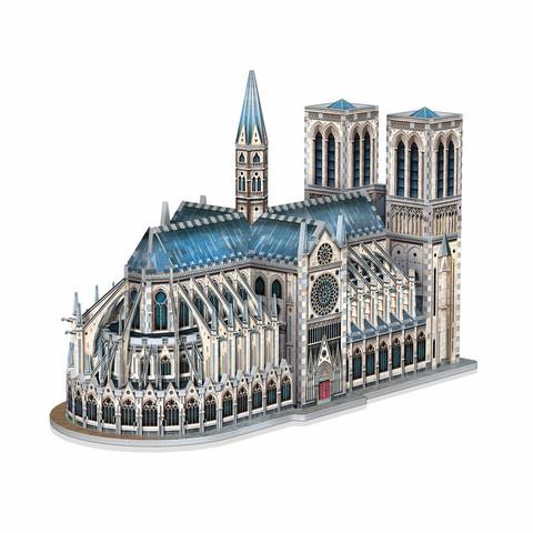 Wrebbit Notre-Dame de Paris 3D palapeli