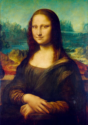 Bluebird Leonardo Da Vinci-Mona Lisa palapeli
