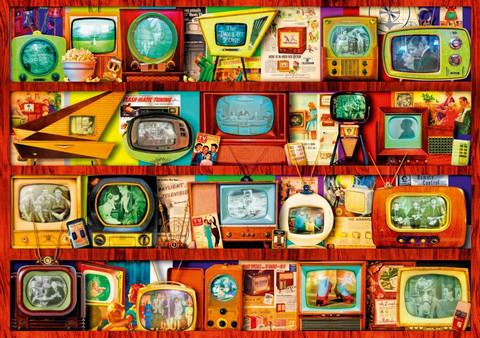 Bluebird Golden Age of Television self palapeli
