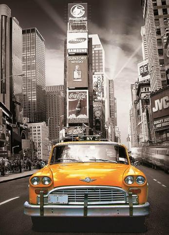 Eurographics New York Yellow Cab palapeli
