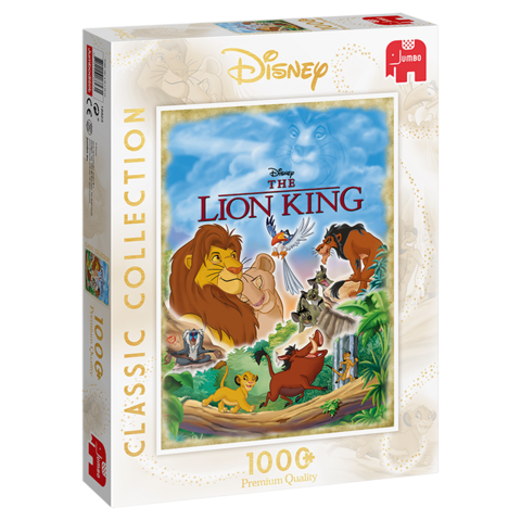 Disney Collection Lion King palapeli