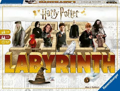 Harry Potter Muuttuva Labyrinttipeli