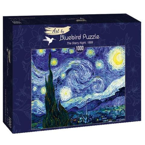 Bluebird Vincent Van Gogh The Starry Night palapeli