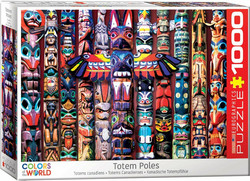 Eurographics Totem Poles palapeli
