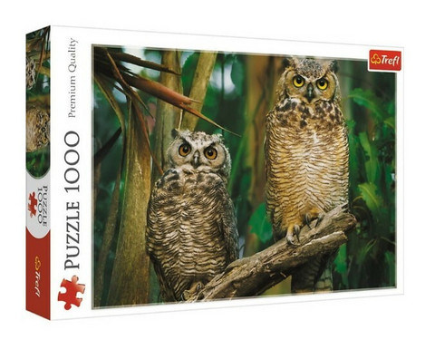Trefl Owls palapeli