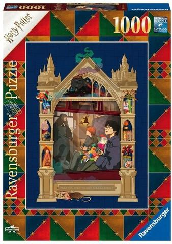 Ravensburger Harry Potter on the way Hogwarts  palapeli