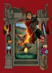Ravensburger Harry Potter palapeli