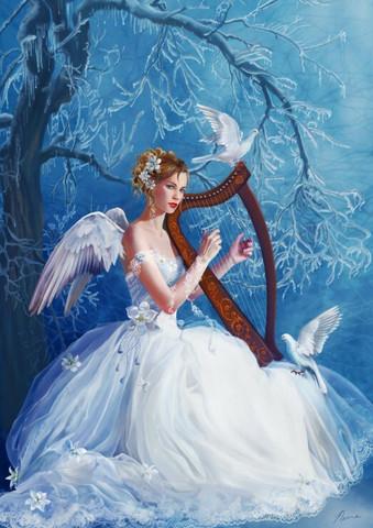 Bluebird Nene Thomas-Chorus palapeli