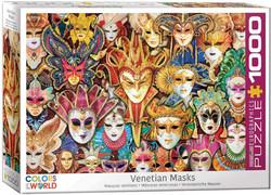 Eurographics Venitian Masks palapeli