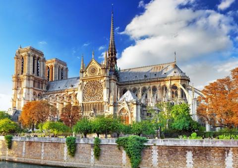 Bluebird Cathedrale Notre-Dame de Paris palapeli