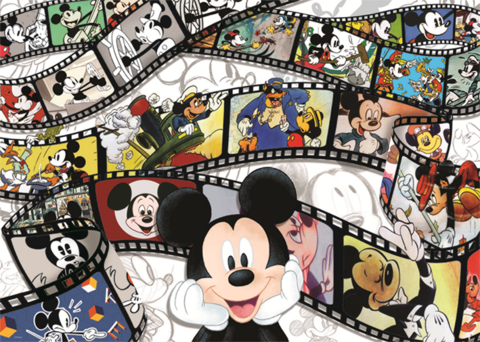 Disney Classic collection Mikki 90 palapeli