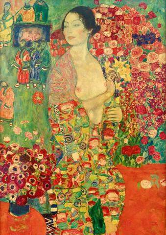 Gustav Klimt The Dancer palapeli