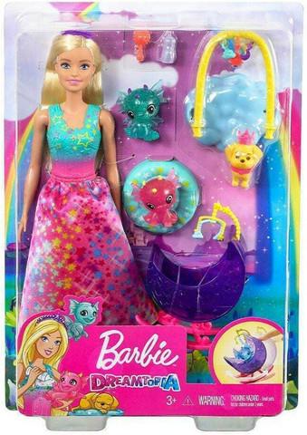 Barbie Dreamtopia Nurturing Story nukke