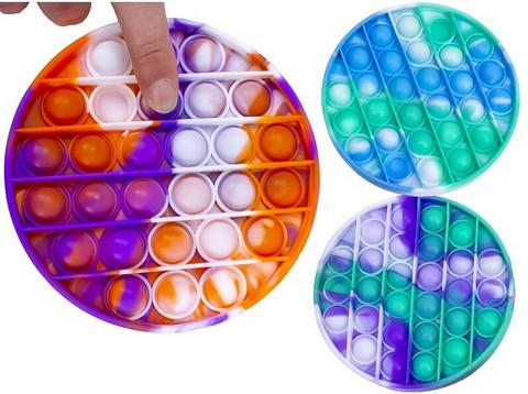 Pop It Fidget -peli, Tie dye