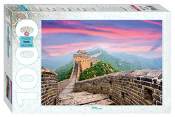 Step Puzzle Great Wall of China palapeli
