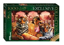 Step Puzzle Gold Series - Indian Princess palapeli