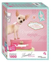Step Puzzle Limited edition  Studio Pets palapeli