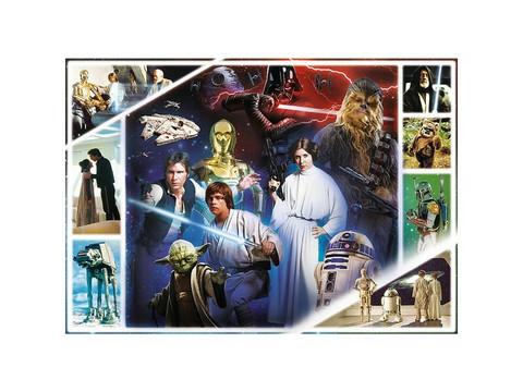 Trefl Star Wars In a galaxy-far away palapeli